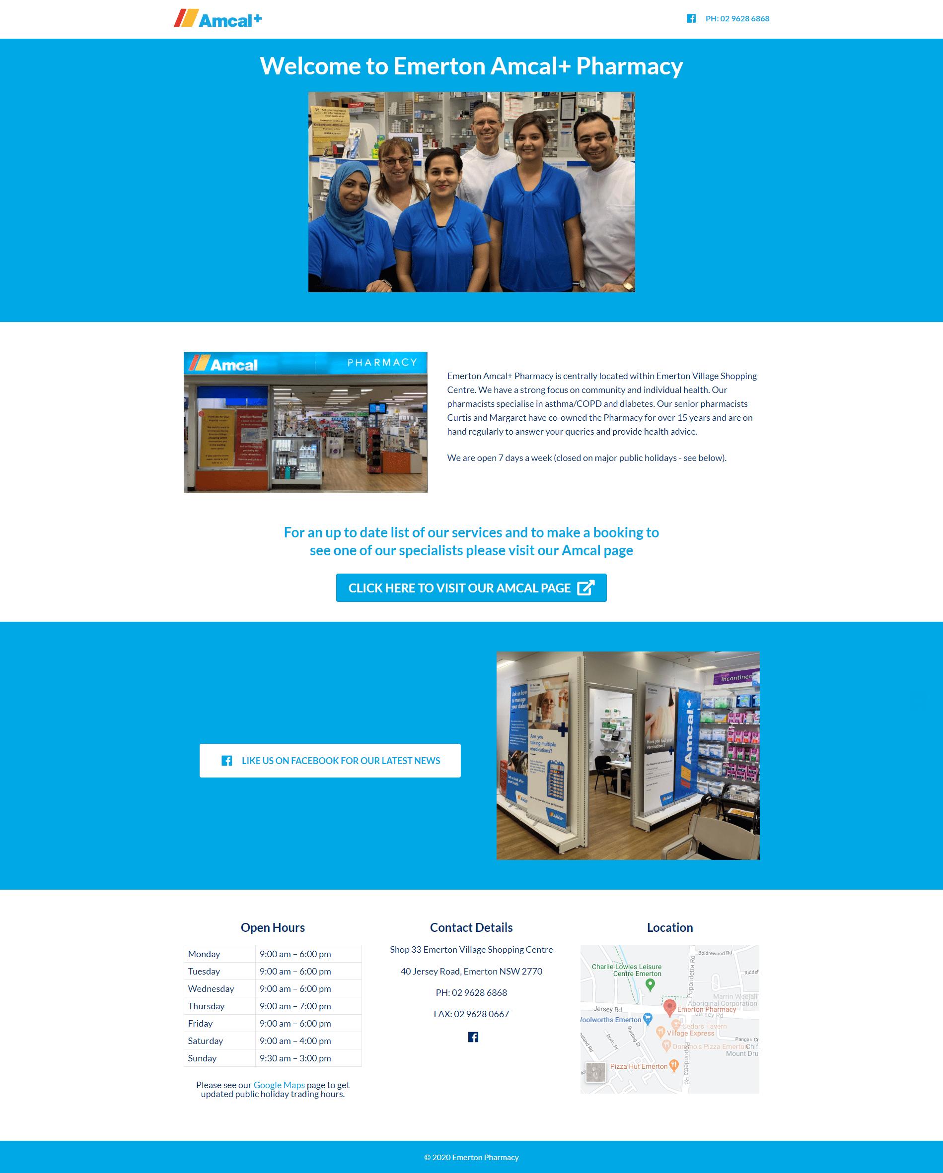 Emerton Pharmacy