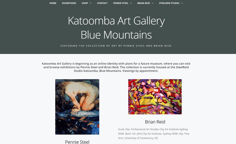 Katoomba Art Gallery Blue Mountains